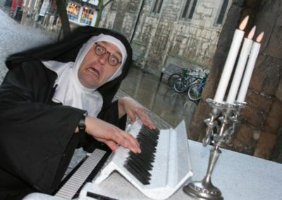 Sister Ruth – Comedy Performer | UK