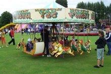 Small Carousel – Fairground Rides | UK