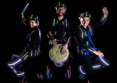 Smoking Hot – LED Drummers | Bristol | South West | UK