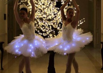 Snowflake Ballerinas – Ballet Dancers | London| UK
