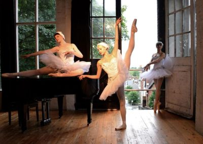 Snowflake Ballerinas – Ballet Dancers |  UK