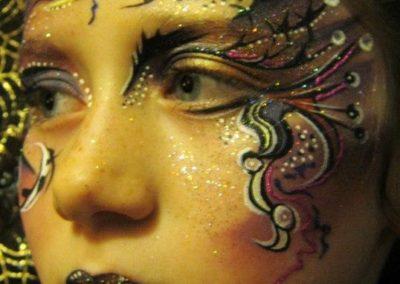 Sophia – Face Painter | UK
