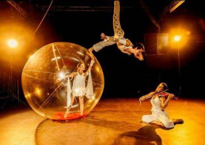 Acrobatic Bubble Act: Spheric – Berlin & Germany