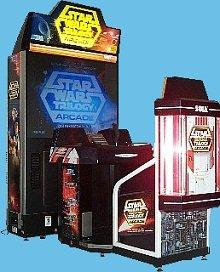 Star Wars Trilogy – Arcade Game | UK
