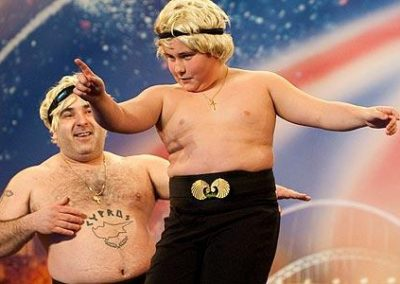 Stavros Flatley – Britain's Got Talent 2009 | UK