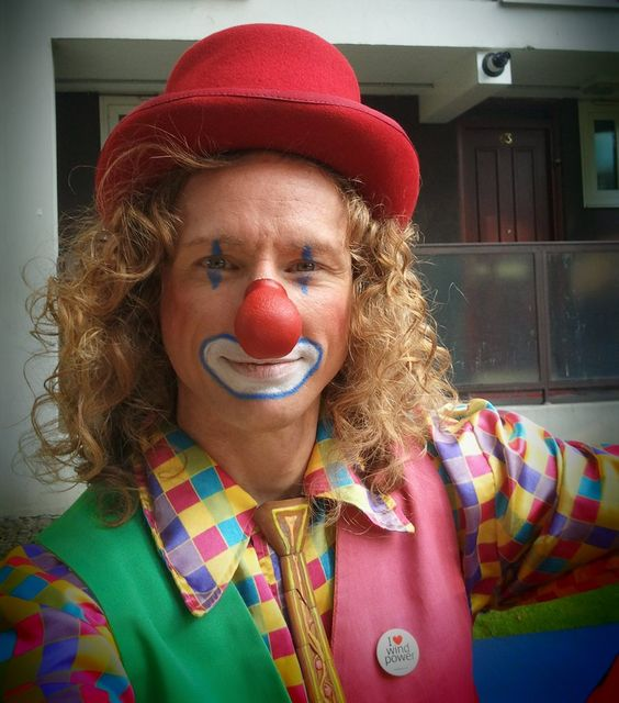 booking agent for stigg the clown