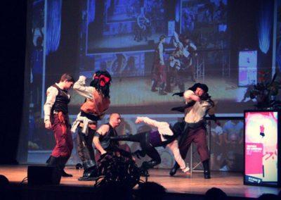 Stunt Show: Stunt Performers – International