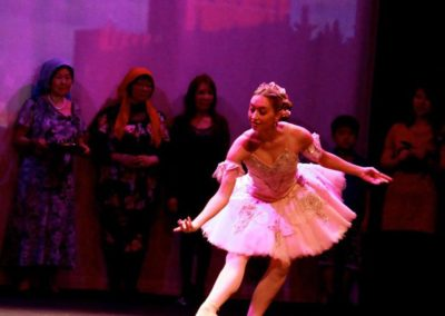 Booking Agent For Sugar Plum Fairy Nutcracker Ballet