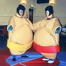 Sumo Wrestling – Competitive Game | UK