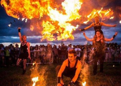 Sure – Fire Performers | Surrey | UK