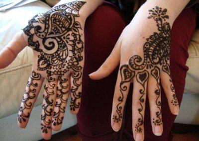 Sylvi – Henna Artist | UK