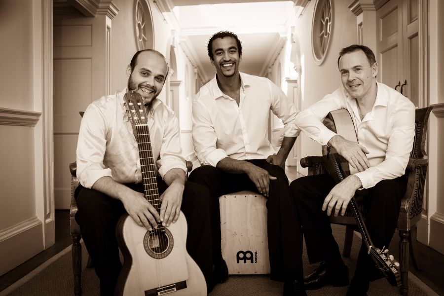 Booking Agent for Echoes of Spain - Spanish Trio