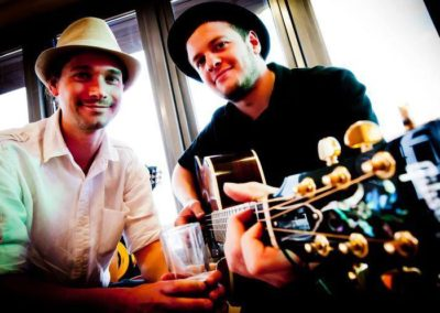 The Acoustic Duo – Guitarists | UK