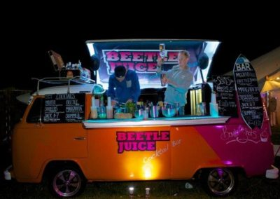Beetle Bar – Mobile Cocktail Bar | UK