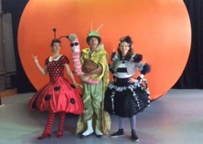 The Curious Peach – Children's Show | Wiltshire | South West | UK