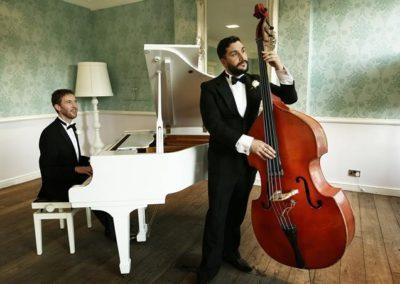 The Dapper Duo – Jazz Band Duo | UK