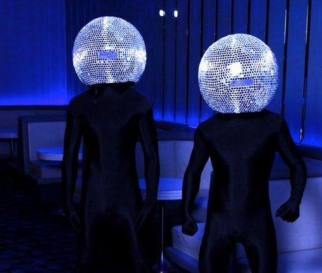 Booking agent for disco ball heads
