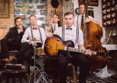 The Gatsby Jazz Band – Swing Band | Brighton| South East| UK