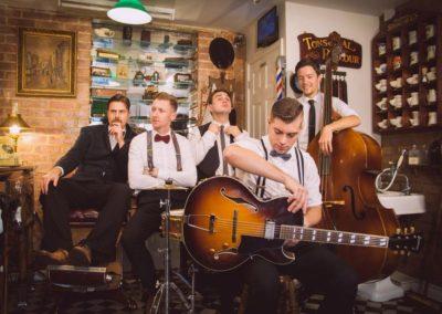 The Gatsby Jazz Band – Swing Band | UK