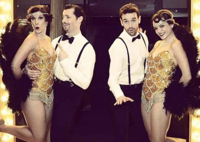 The Gatsby Show – Musical Cabaret Show | UK