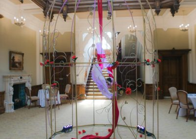 The Gilded Birdcage – Aerial Hoop & Silks Act | Bristol | South West| UK
