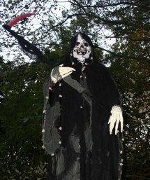 booking agent for grim reaper