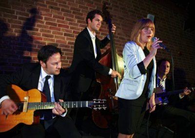The Hepbir Band – Gypsy Swing Trio | UK