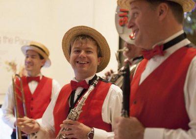 The Hot Seven – Trad Jazz Band   UK