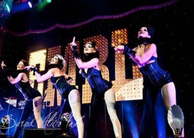 The IT Girls – Modern Cabaret Dance Show | London| UK