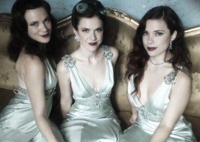 The Langley Trio – Retro Harmony Group | UK
