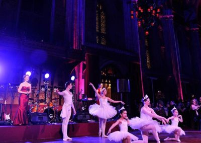 The London Ballerinas & The Scarlet Divas – Ballet & Opera Show | UK