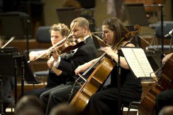 booking agent for the london chamber orchestra