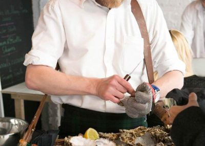 The Oyster Boys – Food Entertainment | UK