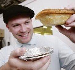 The Pieman – Mobile Pie & Mash | UK