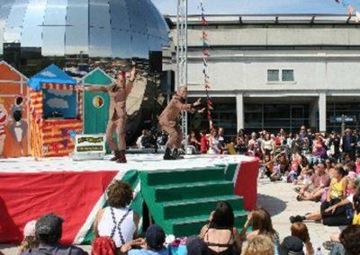 The Pier – Seaside Cabaret Show | UK & International