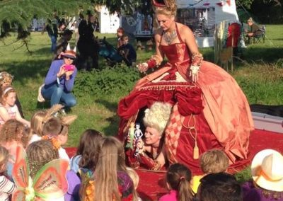 The Puppet Theatre Dress – Puppet Show | London | UK
