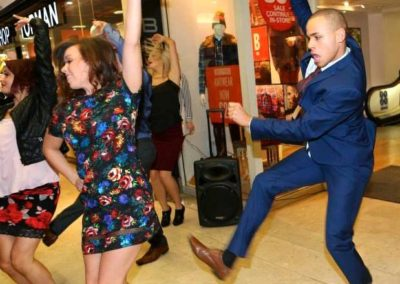 The Retrobelles – Bespoke Flash Mobs | UK