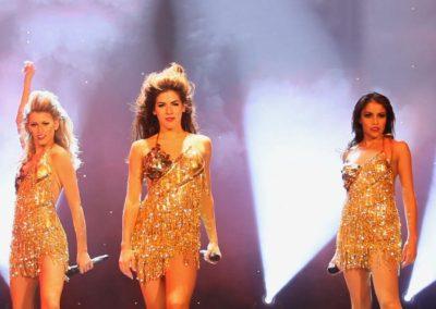 The Stone Gold Girls – Diva Show | UK