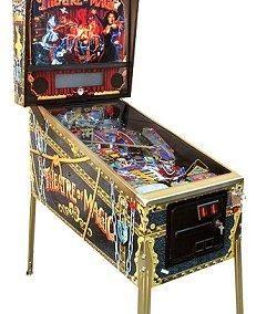 Theatre Of Magic Pinball – Pinball Machine |Berkshire| South East| UK