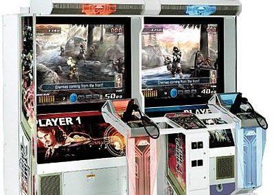 Time Crisis 4 – Arcade Game   UK