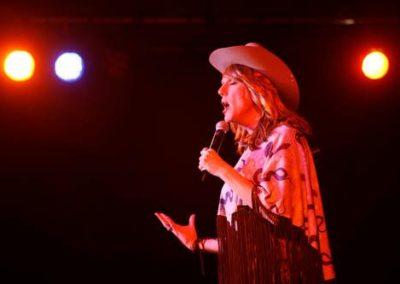 Tina C – Cabaret Comedian | UK