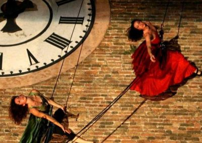 Aerial Performers: Vertical Dance – Italy & Int.