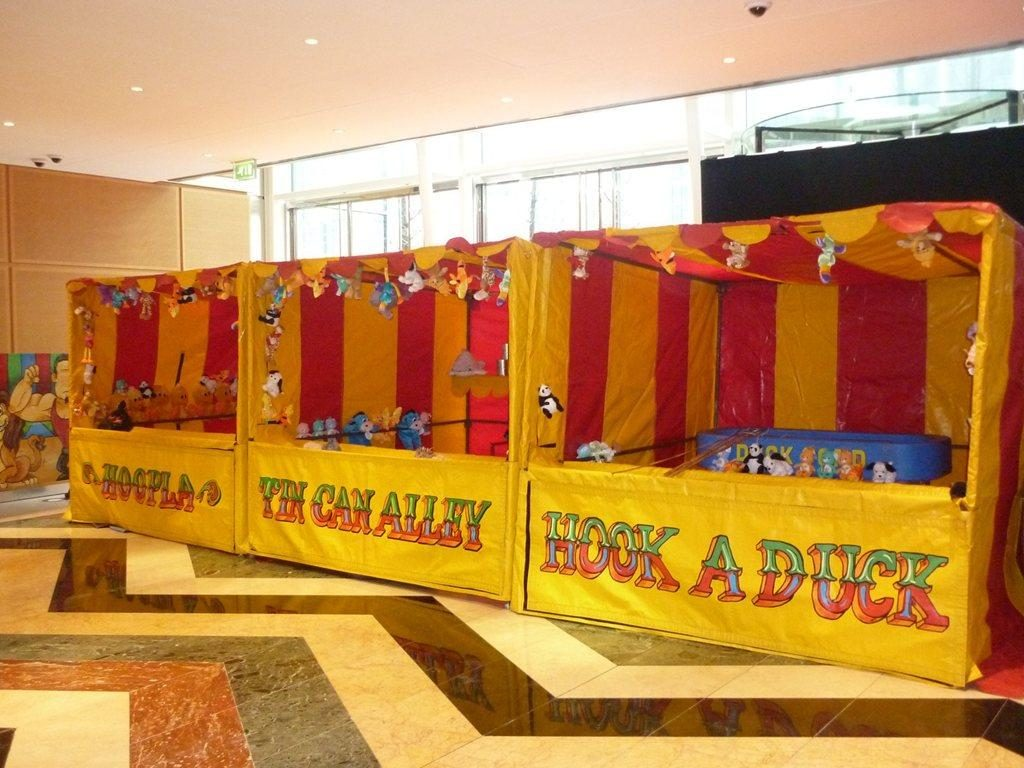 booking agent for victorian stalls