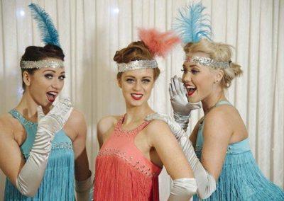 Vintage Show Girls – Themed Dancers | UK & International