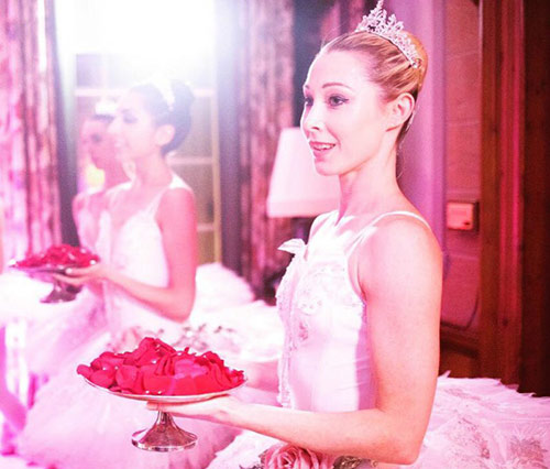 Booking Agent for Wedding Ballerinas - Ballet Show