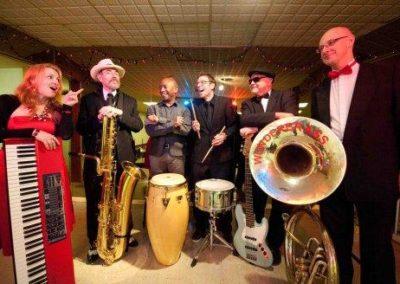 Wonderbrass – Brass Band | Wales
