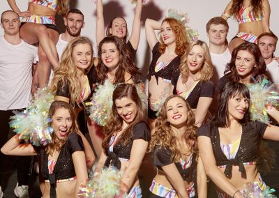 ZR Cheerleaders