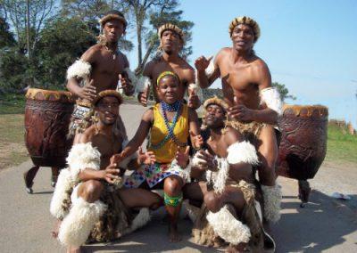 African: Zulu Performers | UK