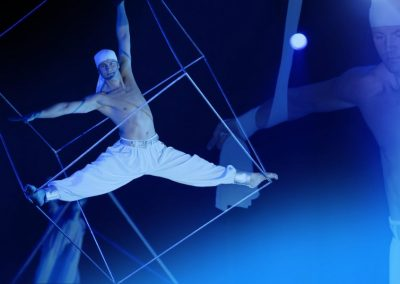 Aerial & Floor Show: Aerial Cube Act – Germany