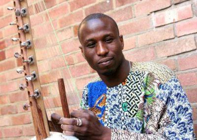 African: Kadialy – Senegalese Kora Player | UK
